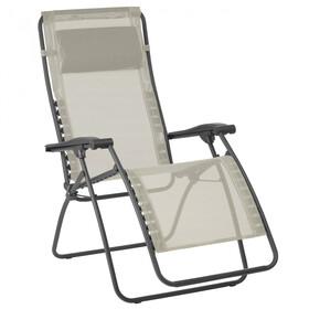 Lafuma Mobilier RSXA Clip Campingstol Batyline beige/grå
